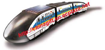 Solar Bullet Train