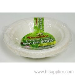 Bio-Degradable Disposable Bowls Set