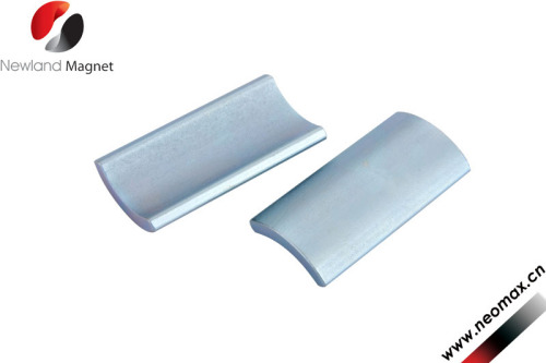 Curved NdFeB Magnet With High Quality