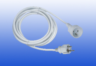 2m 3G Extention Cord