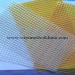 Coated alkali-resistant fiberglass mesh cloth