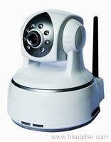 All in one network IP camera