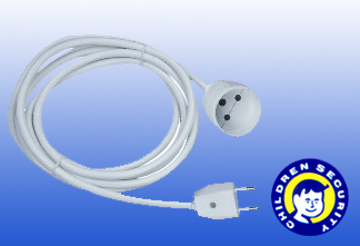 3G 5m Extension Cords