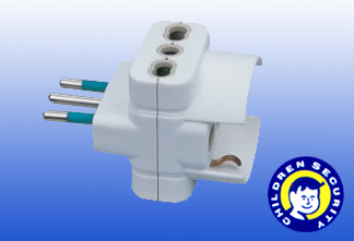 Italy Type DC Power Adapter