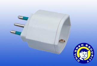 Universal AC Power Adapter Italy Type