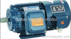 Frequency conversion speed-adjustable motors