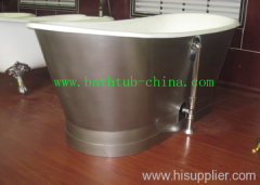 steel skirt bath tub