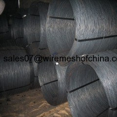 PVC coated low carbon steel wires