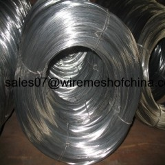 Electro Galvanized Low Carbon Steel Wires