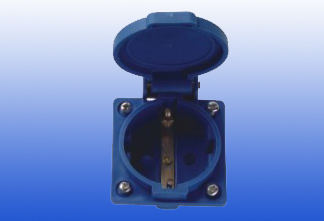 Rewirable wall sockets safe