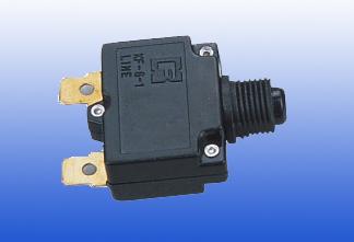 Electric AC circuit breaker