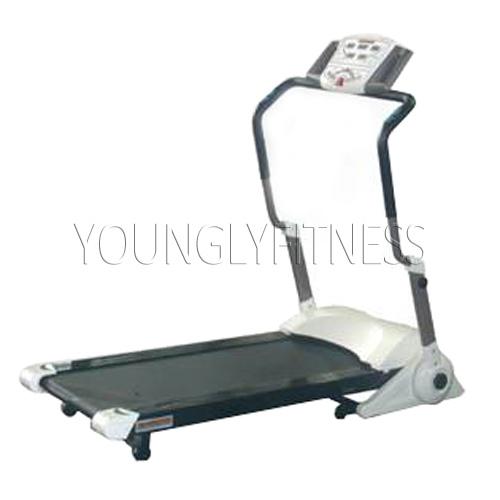 home electric folding treadmill
