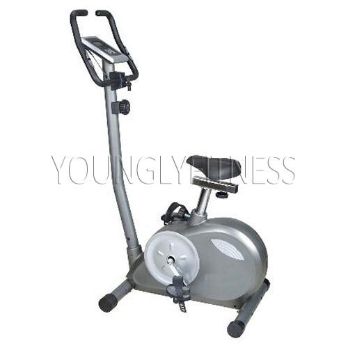 folding magnetic training bike