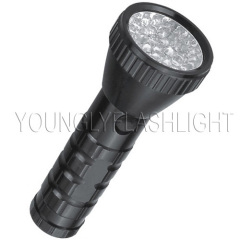 36 LEDs flashlight