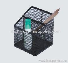 Popular Mesh pencil cup