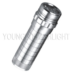14 LEDs flashlight