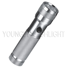 12 LEDs flashlights