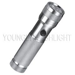 12 LEDs flashlights