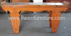 old altar table