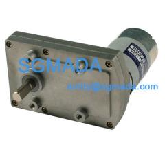 Pump gearmotor