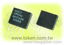 Precision Compact Size Resistor Networks