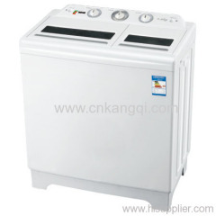 semi auto washing machine