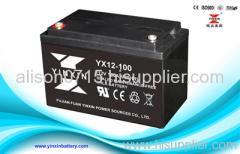 valve regulated lead acid battery / vrla battery / AGM battery / ups battery