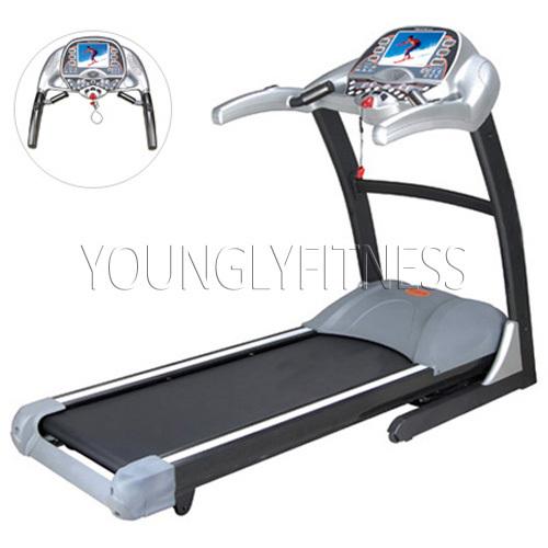 multifunctional motorized electric folding treadmill