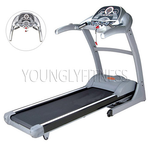 multifunctional motorized home folding treadmills