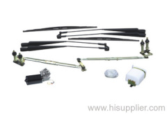 Vertical Wiper Assembly