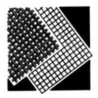 Titaniam wire mesh