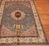 Persian Silk Rug/Carpet : 200 Lines Silk Carpet