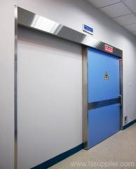 heavy duty automatic sliding lead doors