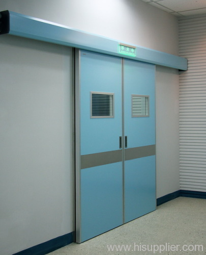 Bi-parting Automatic Sliding Doors