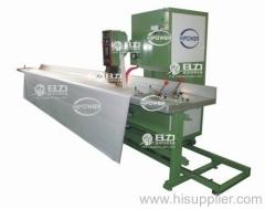 PVC fabric continuous welding machine