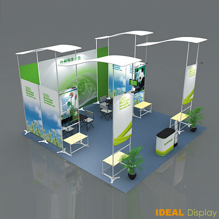 Trade Show Exhibit Booth From China Manufacturer Ideal