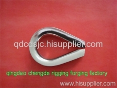 wire rope thimble