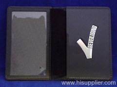ID Card Holder/ Police Badge Holder Wallet/ Badge Wallet/ Badge Case/ ID Card Holder