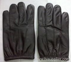 Slash Glove/ Police Glove/ Specta Glove/ Leather Winter Glove