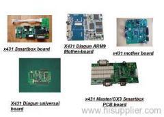 x431 parts