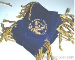 Coin Bag/ Pouch Bag/ Embroidery Bag/ Promotional Coin Bag