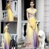 Coniefox 2010 stylish long bridesmaid dresses