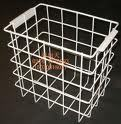 steel basket basket