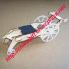 DIY solar toy car