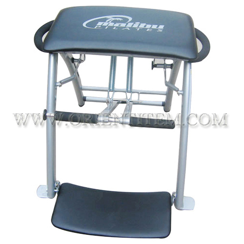Malibu Pilates Reviews 2013: Malibu Pilates Pro Chair Deluxe With Mat And 7 Dvds .html