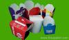 Disposable paper pulp noodle box