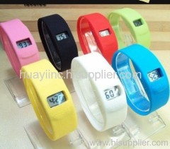 Silicone Ion Sport Watch