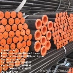 EN10216 Black Seamless Pipe