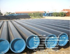 A53 Black Steel Pipe