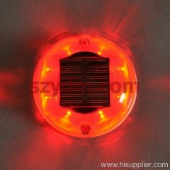 360 Degrees Visibility Solar Road Stud